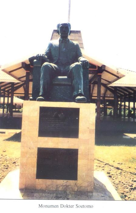 Monumen dr. Soetomo