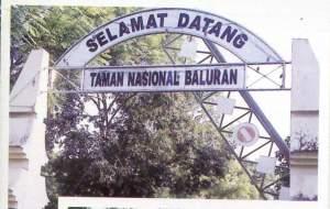 Taman Nasional Baluran,