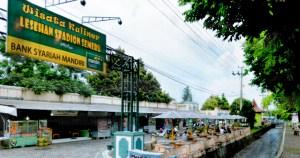 lesehan stadion Pusaka Jawatimuran