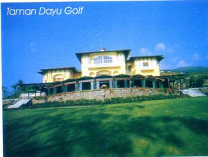 Pusaka Jawatimuran-Taman Dayu Golf Course