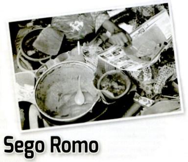 sego romo-Pusaka Jawtimuran
