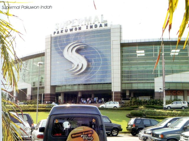 Super Mall Pakuwon Indah