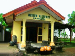 museum rajekwesi bojonegoro