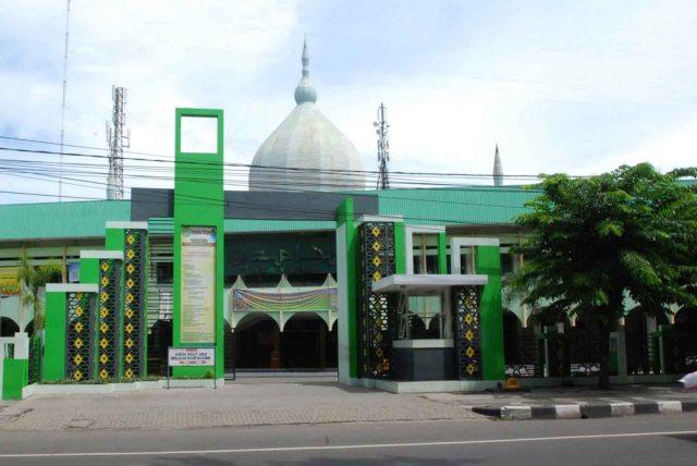 Masjid Mujahidin Surabaya